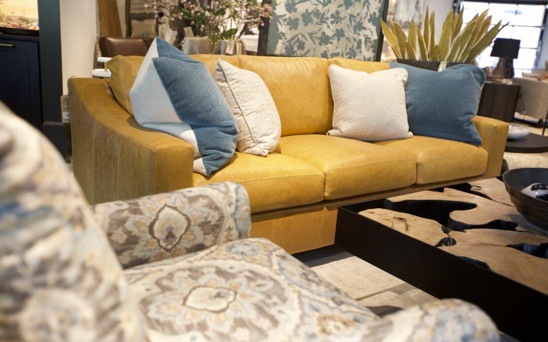 Staff Pick: Private Label Sofa