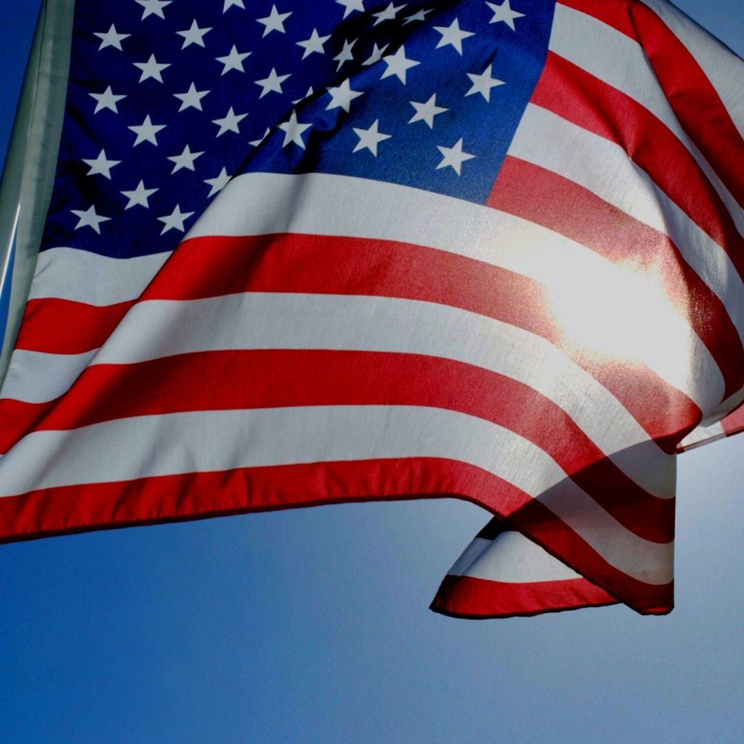 Memorial Day sale Flag