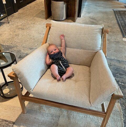 Staff Pick: Areia Lounge Chair